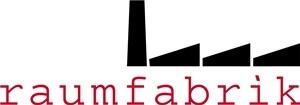 Raumfabrik Logo Schwarz